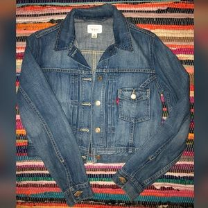 LEVIS Denim Jean Jacket